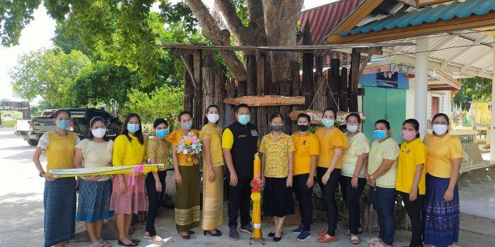 โครงการสืบสานประเพณีไทย แห่เทียนหลอมใจ วันเข้าพรรษา